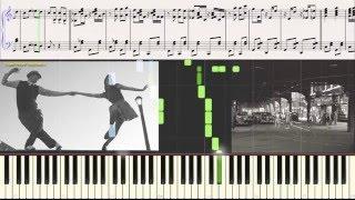 Чарльстон (Charleston) (Ноты для фортепиано) (piano cover)