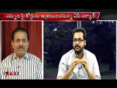 KSR  Discussion on Telangana Entry Tax
