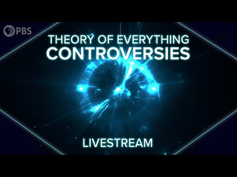 Theory of Everything Controversies: Livestream
