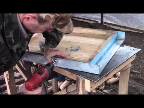 Как сделать доски из железа