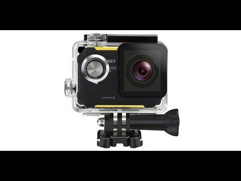 Recensione Action Cam Aukey Low Cost