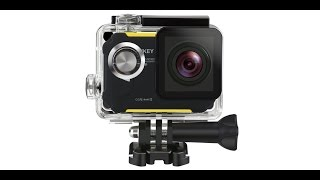 Video: Recensione Action Cam Aukey Low Cost ...