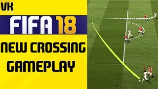 "Here is a video showcasing the 4 new types of ""control"" crossing in FIFA 18. There are Lobbed crosses, Whipped crosses, Dangerous crosses and Searching crosses. I want to hear your thoughts though, is it going to be overpowered?Welcome to the #1 Place for Player Faces on Youtube! Subscribe for FIFA 18 and PES 2018 news and player faces videos: 🔴  Subscribe to the channel here: https://goo.gl/AaHRHe .✅  Join the Vapex Club for exclusive newsletters and 2 Private videos (FIFA 18 player face suggestions and PES 2017 Mods): http://eepurl.com/cO1skn✅  Help keep this channel going!https://www.patreon.com/VapexKarma---------------------------------------------------------Available September 29, 2017. FIFA 18 is fueled by Cristiano Ronaldo, all-time top scorer of Real Madrid C.F. and winner of the Best FIFA Men's Player Award.Pre-Order the Ronaldo Edition and get 3 Days Early Access: http://smarturl.it/qoctk5Powered by Frostbite, FIFA 18 blurs the line between the virtual and real worlds, bringing to life the heroes, teams, and atmospheres of the world's game. --------------------------------------------------------PES 18 (PES 2018) is scheduled to be released on the 14th of September.Pre-order now to receive exclusive content:• 2x Premium Partner Agents for myClub• UCL Agent for myClub• Exclusive Agent for myClubYou will also receive bonus myClub content:• 4x Start Up Agents• 1x Partner Club Agent• 10,000 GP x 10 weeksPES 2018 new features:• Gameplay Masterclass – Strategic Dribbling, Real Touch+ and new set pieces take the unrivalled gameplay to the next level• Presentation Overhaul – New menus and real player images• PES League Integration – Compete with PES League in new modes including myClub• Online Co-op -A mode dedicated to co-op play is newly added• Random Selection Match – Fan favourite returns with new presentation and features• Master League Upgrade – New pre-season tournaments, improved transfer system, presentations and functionality • Enhanced Visual Reality – New lighting, reworked player models and animations covering everything from facial expressions to body movement to bring the game to life----------------------------------------------------------► Subscribe to my Other Channel https://www.youtube.com/channel/UC-OlFXbaW43YlKqfVy1Tp6g►2nd Channel featuring non player faces content (uploads occasionally): https://www.youtube.com/channel/UCjXed8aFG8cxnYm0iNQraWg?tbft=1►If you would like to Donate (just like Twitch) to support my content :  https://streamtip.com/y/vapexkarma--------------------------------------------------------► Twitter: @vapexkarma ► Facebook: @vapexkarma► Instagram: @vapexkarma► Podcast: anchor.fm/vapexkarma----------------------------------------------------------► My Best videos: https://www.youtube.com/playlist?list=PLeVkMvUsXzoEdcbKCQIIUxwTNvppKYBQo► PES 2017: Inter Milan Master League: https://www.youtube.com/playlist?list=PLeVkMvUsXzoHZBuaHdW8ieM1ROA3xD6p9► FIFA 17 vs PES 17 Player Face Comparisons: https://www.youtube.com/playlist?list=PLeVkMvUsXzoFjICBaqUzkwoDYbuLribm4----------------------------------------------------------FIFA 17 is a sports video game made by EA Sports released on the 27th of September 2016 in America and 29th September 2016 worldwide. It uses the Frostbite engine and Marco Reus is the official cover star. Available on PS4, PS3, Xbox One s, Xbox one, Xbox 360 and PC.----------------------------------------------------------Pro Evolution Soccer or PES 2017 (also known as Winning Eleven 2017 in asia) is a sports video game made by Konami for Microsoft Windows, PlayStation 3, PlayStation 4, Xbox 360 and Xbox One. The game is the 16th installment in the Pro Evolution Soccer series. It was released in September 2016 and will be compatible with PS4 Pro console. Partner clubs include Barcelona, Liverpool, Borussia Dortmund and River Plate which means they have the official stadiums and kits as well as player names.Features include improved passing, Real Touch ball control, and improved goal tending technique. The cover of the game has Neymar, Messi, Suárez, Rakitić and Piqué.Game features include adaptive AI, edit and data sharing (through option files) and Match analysis.----------------------------------------------------------------------------------Production Music courtesy of Epidemic Sound: http://www.epidemicsound.com----------------------------------------------------------------------------------#PES2018 #FIFA18 #vapexkarma #playerfaces #PES2017 #FIFA17"