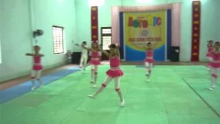 Aerobic Tiểu học Thị trấn Gia Lộc 2010-2011