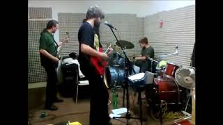 Video Cosmic Eden - Wake To Prime God (rehearsal)