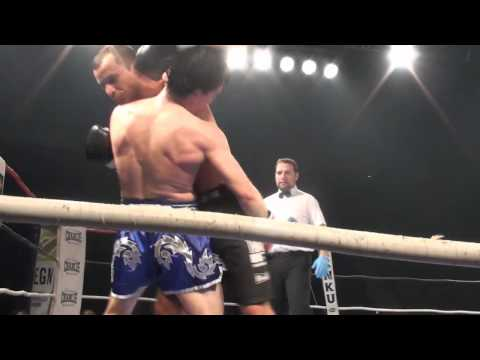 Resumen Cto. Mundo Kick Boxing