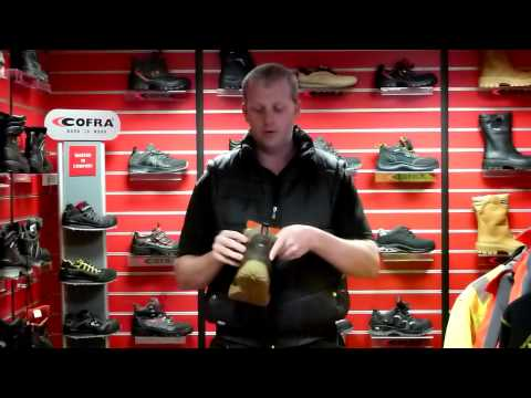 Cofra Montserrat Safety Boots