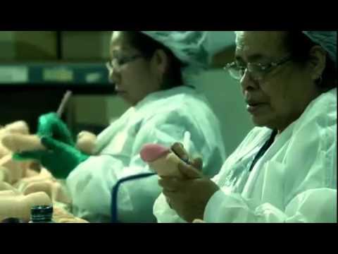 How Dildos Are Made