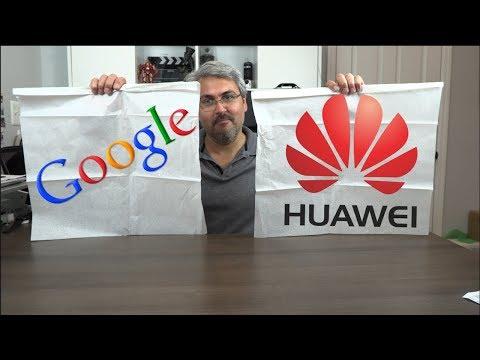 Google desesperado por Huawei & Huawei Ark OS para Septiembre