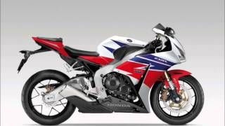 10. Honda's New 2013 CBR1000RR Fireblade - power output at least 178 hp (133 kW) at 12,000 rpm