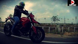 2. Ducati Hypermotard 939 First Ride Review #Bikes@Dinos