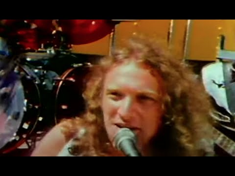 Foreigner - Feels Like The First Time (Official Music Video)