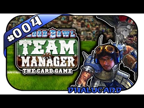 Spieltag: - Let's Play Blood Bowl Team Manager Deutsch German ▻ Alle Episoden unter: ▻ Spiele günstig kaufen: http://amzn.to/1aYAMUw [Gamesession] Blood Bowl Team Manager ▻ Deutsch ▻ German...