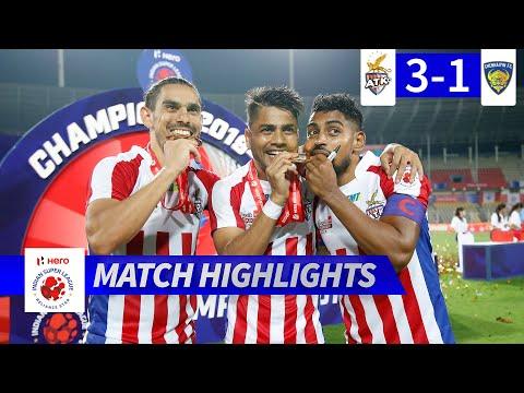 ATK FC 3-1 Chennaiyin FC   Hero ISL Final   Hero ISL 2019-20