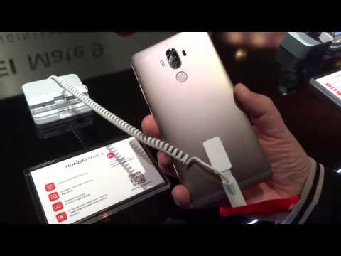 Anteprima Huawei Mate 9