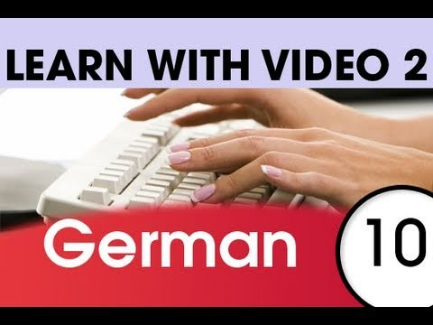 Learn German with Video – Talking Technology in German