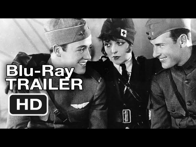 Wings Official Blu-Ray Trailer - First Academy Award Winning Movie (1927)