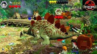 LEGO Jurassic World  The Lost World Jurassic Park  Part 1/5