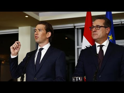 Αυστρία: Ορκίζεται η νέα κυβέρνηση