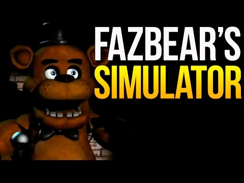 Fazbear's Simulator - ПОИГРАЙ ЗА АНИМАТРОНИКОВ!