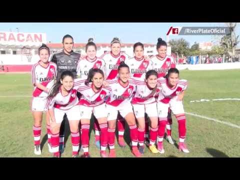 River, campeón de fútbol femenino