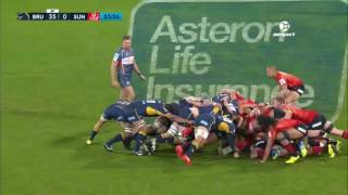 Brumbies v Sunwolves Rd.14 2016 | Super Rugby Video Highlights