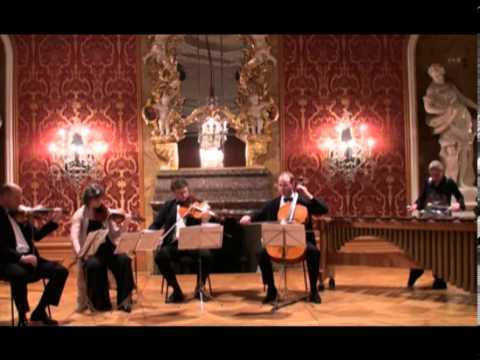 Ney Rosauro - Concerto for marimba & strings 2. Mvt.