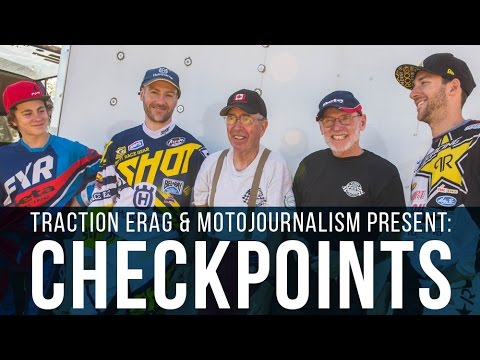 Checkpoints - with Graham Jarvis and Colton Haaker - Motorcycle documentary