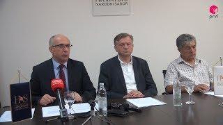 Press konferencija uoči obilježavanja 25. Obljetnice Lipanjskih zora HVO-a