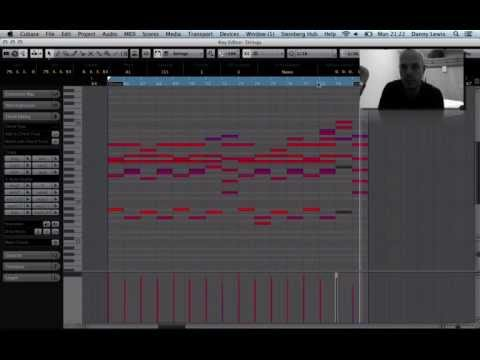 Cubase 7 Mixer & new Chord Editor ft. Danny J Lewis – Over & Over