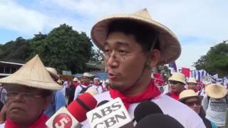 Rallying near Sona venue 'symbolic,' says militant group