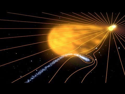 NASA DeathDefying Comets Explore the 's Atmosphere