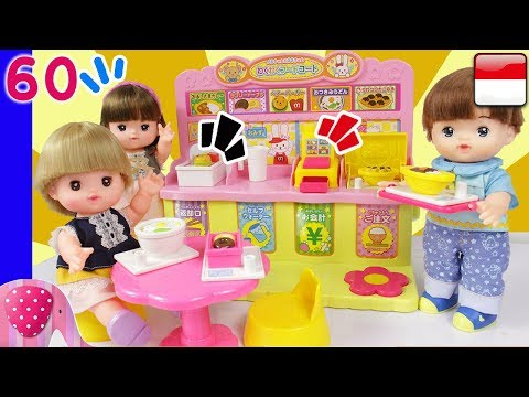 Mainan Boneka Eps 60 Food Court Yuka - GoDuplo TV
