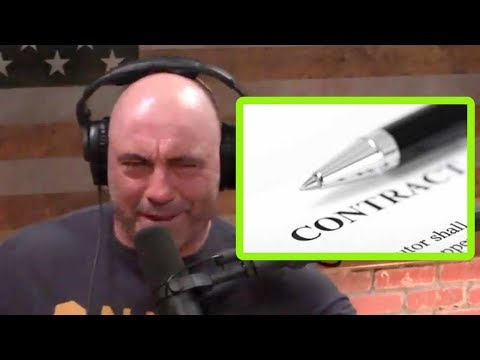 Joe Rogan Tells The Story Of How He Got Signed