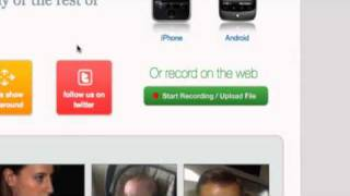 Audioboo YouTube video