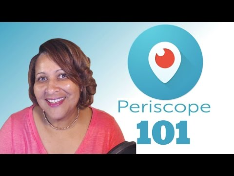 Watch 'Periscope 101 How to Live Stream From Your iPhone - YouTube'