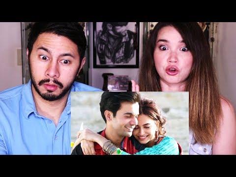 SHAADI MEIN ZAROOR AANA   Rajkummar Rao   Trailer Reaction!