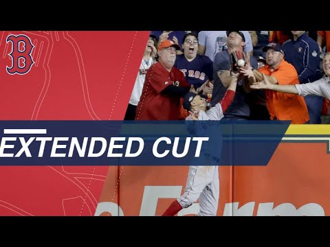 Video: Watch an extended cut of the fan interference call