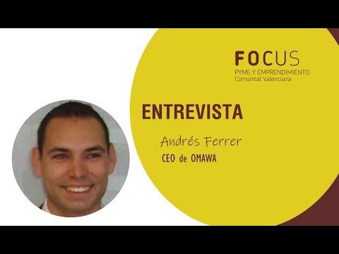 Entrevista a Andrés Ferrer en Focus Pyme Alto y Medio Vinalopó 19[;;;][;;;]