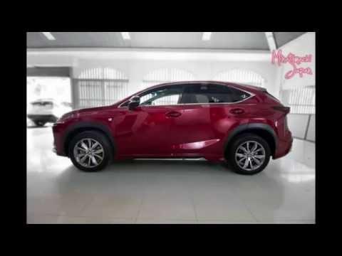 Lexus NX200 T Interior & Exterior + Specifications