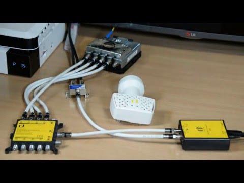 UniCable 2 - Technologia jednokablowa II generacji , współpraca z Evobox