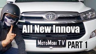 Video All New Toyota Kijang Innova 2016 - part 1 MP3, 3GP, MP4, WEBM, AVI, FLV April 2017