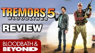 Nonton Tremors 5  Bloodlines  2015    Movie Review Film Subtitle Indonesia Streaming Movie Download