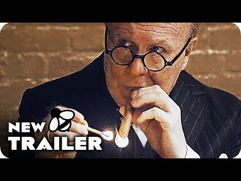 Darkest Hour Trailer 2 (2017)  Gary Oldman Winston Churchill Movie