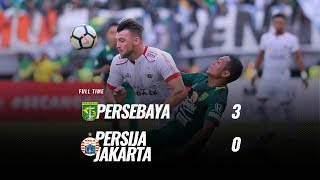 Video [Pekan 29] Cuplikan Pertandingan Persebaya vs Persija Jakarta, 4 November 2018 MP3, 3GP, MP4, WEBM, AVI, FLV November 2018