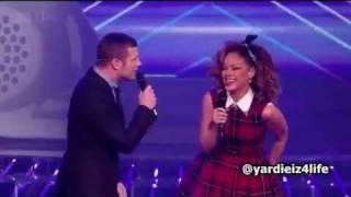 Rihanna - We Found Love ft. Calvin Harris LIVE Performance ( X-Factor UK )
