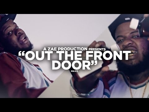 Maxo Kream  - Out The Front Door