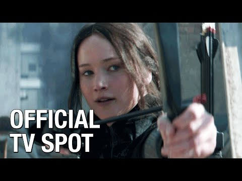 The Hunger Games: Mockingjay, Part 1 (TV Spot 'Courage')
