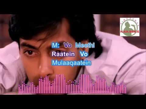 Video JIYE TO JIYE  hindi karaoke for Male singers with lyrics download in MP3, 3GP, MP4, WEBM, AVI, FLV January 2017