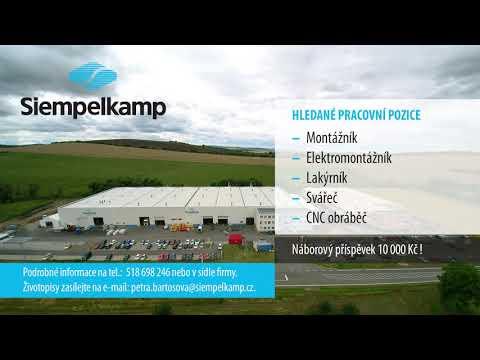 TVS: Siempelkamp - burza práce